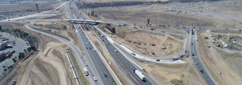 TUMF funded interchange