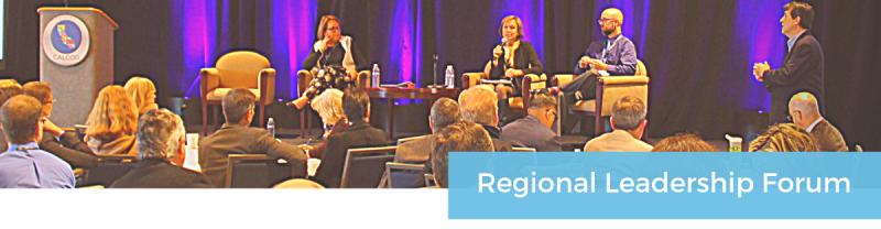 Regional Leadership Forum: Regions Rise Together