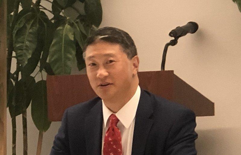 Secretary Kim addresses COG Directors