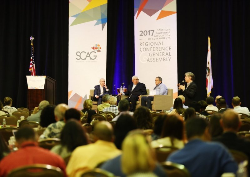 Panel at SCAG General Assembly