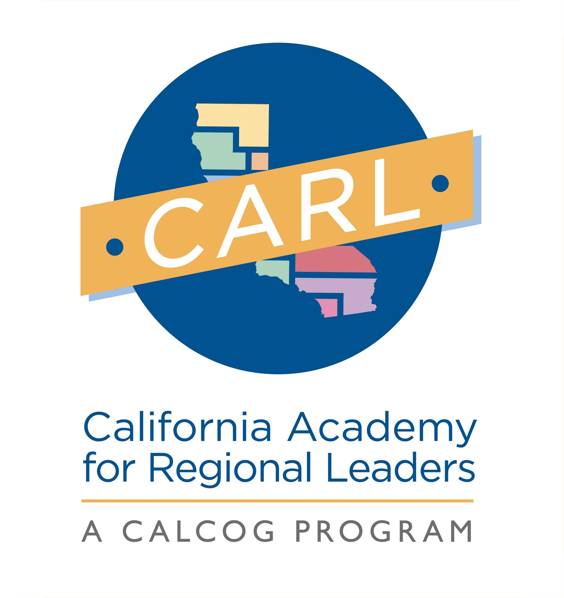 CALCOG Logo with CARL Banner