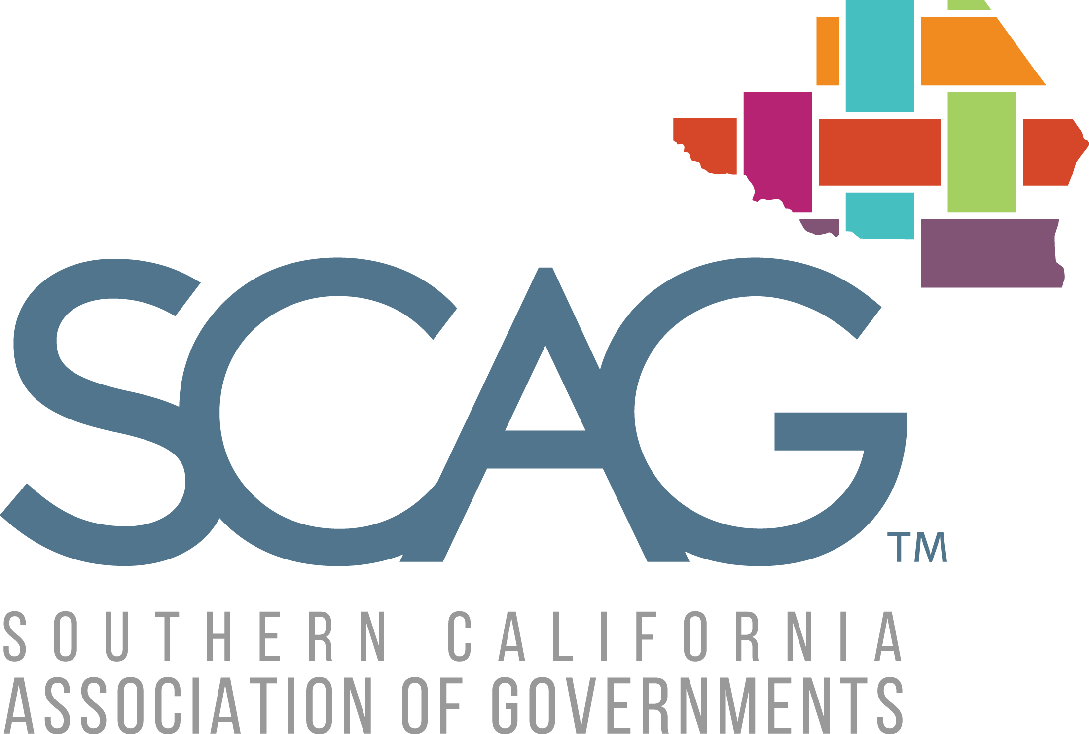 Southern California Association of Governments Logo