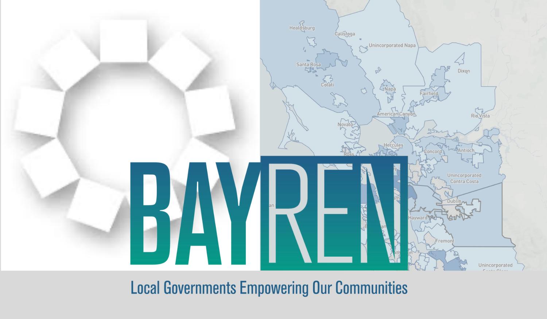 BayREN Logo on ABAG logo